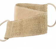 sisal cotton strap